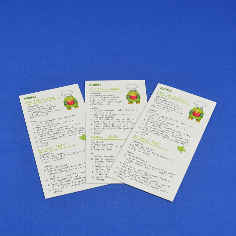offset printing art paper new design folded brochure booklet flyers